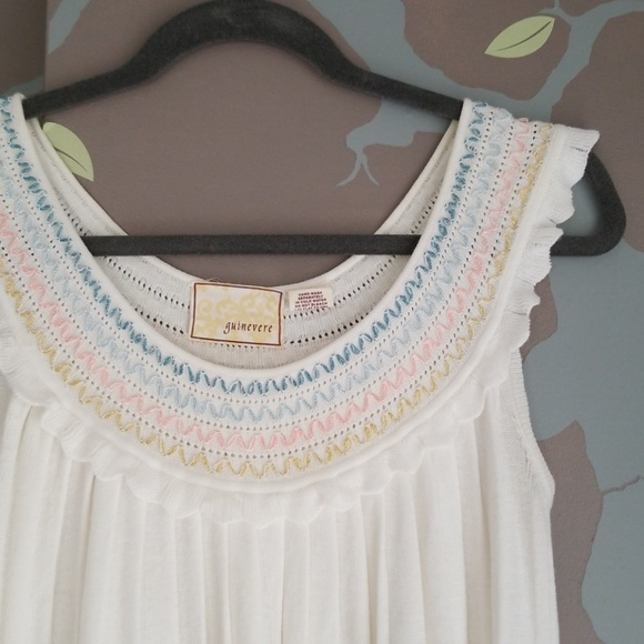 Anthropologie Tops - Anthropologie : Guinevere pleated sleeveless top